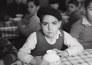 Boy in Beret Valence 1938